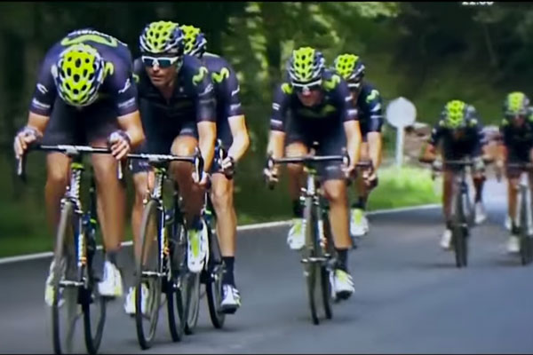 Movistar Team: Resumen Temporada 2015